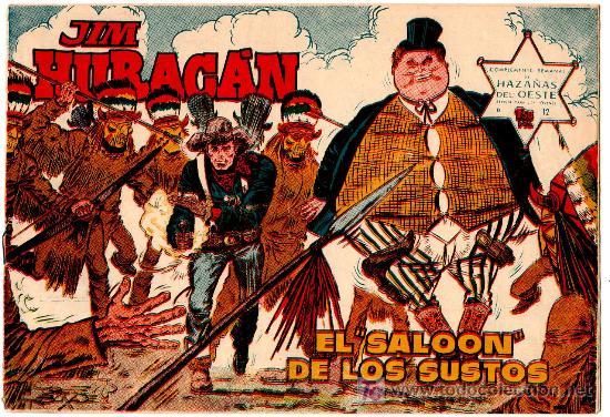 JIM HURACAN Nº 12, EDI. TORAY 1959, JORDI BUXADE (Tebeos y Comics - Toray - Otros)
