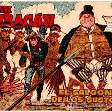 Tebeos: JIM HURACAN Nº 12, EDI. TORAY 1959, JORDI BUXADE. Lote 21632583