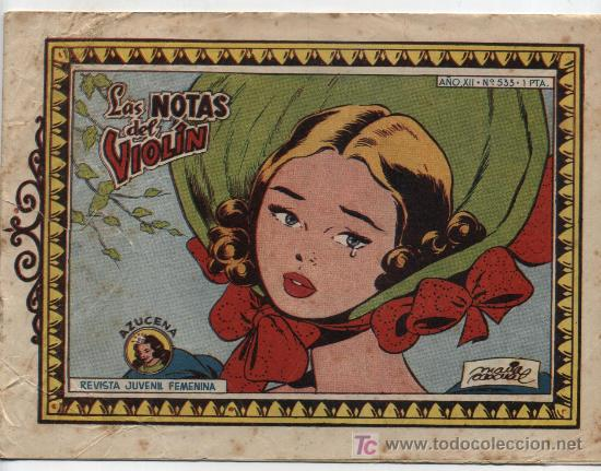 AZUCENA Nº 533 (Tebeos y Comics - Toray - Azucena)