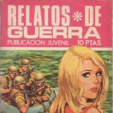 Tebeos: RELATOS DE GUERRA Nº 195. EL ÚLTIMO ASALTO. EDICIONES TORAY.. Lote 27081881
