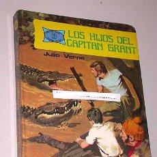 Tebeos: HIJOS DEL CAPITÁN GRANT. JULIO VERNE. BOSCH PENALVA, SOTILLOS, ARMANDO. TORAY NOVELAS FAMOSAS Nº 8. Lote 26384261