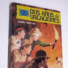 Tebeos: DOS AÑOS DE VACACIONES. JULIO VERNE. BOSCH PENALVA, FARIÑAS, ARMANDO. TORAY NOVELAS FAMOSAS Nº 1. Lote 26339448