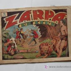 Tebeos: ZARPA DE LEON ALBUM I ORIGINAL PRIMERO DE LA COLECCION. Lote 25325142