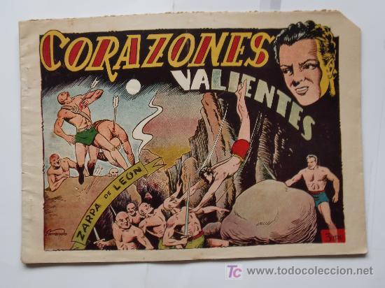 ZARPA DE LEON ALBUM XVII ORIGINAL IMPECABLE (Tebeos y Comics - Toray - Zarpa de León)