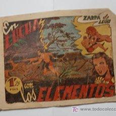 Tebeos: ZARPA DE LEON Nº5 ORIGINAL . Lote 26916381