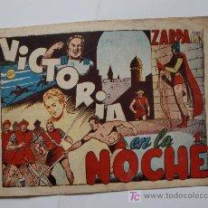 Tebeos: ZARPA DE LEON Nº8 ORIGINAL IMPECABLE. Lote 26894312