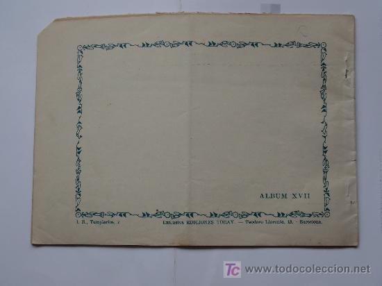Tebeos: ZARPA DE LEON ALBUM XVII ORIGINAL IMPECABLE - Foto 2 - 26894307