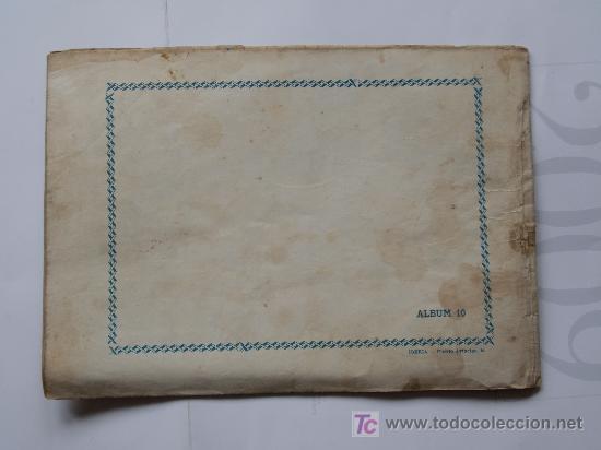 Tebeos: ZARPA DE LEON ALBUM X ORIGINAL - Foto 2 - 26874005