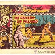 Tebeos: TRAS EL TELON DE ACERO Nº 3 -- ORIGINAL TORAY 1952. Lote 26328578