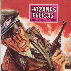 Tebeos: HAZAÑAS BELICAS. EL ÚLTIMO PUENTE. EDICIONES TORAY.. Lote 27247071