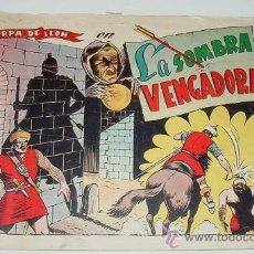 Tebeos: ZARPA DE LEON - EN LA SOMBRA VENCEDORA- Nº 9 - IMP. MODERNA.. Lote 19097211