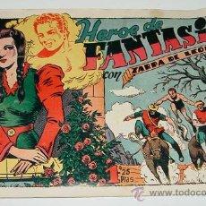Tebeos: ZARPA DE LEON - HEROE DE FANTASIA - Nº 6.. Lote 19097246