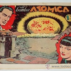 Livros de Banda Desenhada: HAZAÑAS BELICAS - LA BOMBA ATOMICA - Nº 14 - BOIXCAR - IMP. MODERNA.. Lote 19097555