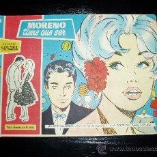 Tebeos: SUSANA Nº 65. ORIGINAL. TORAY.. Lote 19372520