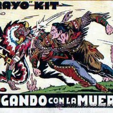 Tebeos: RAYO KIT ALBUM Nº 2. Lote 19798657
