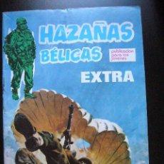 Livros de Banda Desenhada: HAZAÑAS BELICAS EXTRA Nº. 30 C24X3. Lote 25517707