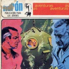 Tebeos: COLECCIÓN HURÓN Nº42 (TORAY, 1968) DIBUJOS DE PRUNÉS. GUIÓN: MANUEL. Lote 19928900