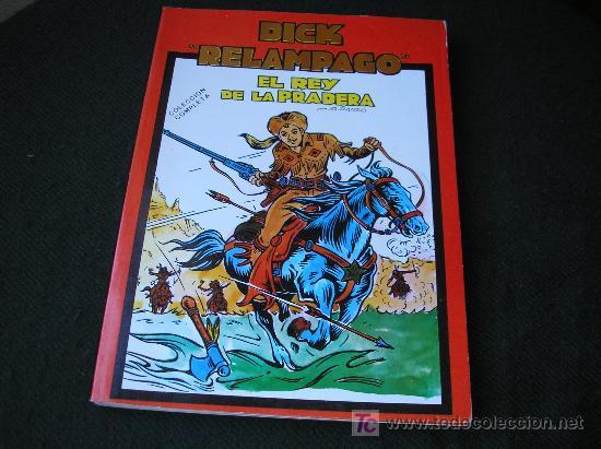 DICK RELAMPAGO,- EL REY DE LA PRADERA, G. IRANZO, COL. COMPLETA, URSU 1982 (Tebeos y Comics - Toray - Dick Relampago)