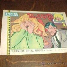 Tebeos: AZUCENA Nº 1182. LA CARTA. PUBLICACION JUVENIL FEMENINA. AÑO 1970. Lote 20318033