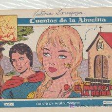 Tebeos: CUENTOS DE LA ABUELITA Nº 304. TORAY.. Lote 20602966