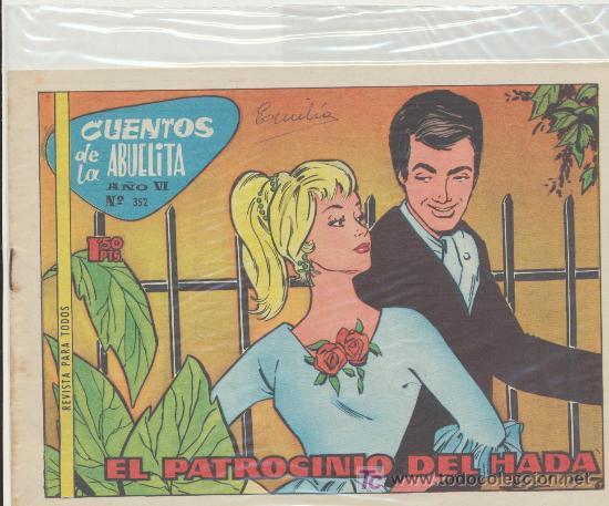CUENTOS DE LA ABUELITA Nº 352. TORAY. (Tebeos y Comics - Toray - Cuentos de la Abuelita)