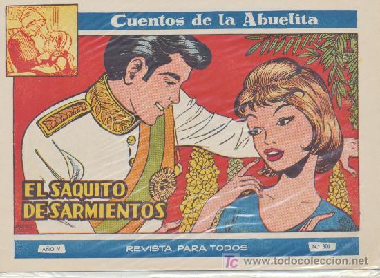 CUENTOS DE LA ABUELITA Nº 300. TORAY. (Tebeos y Comics - Toray - Cuentos de la Abuelita)