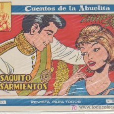 Tebeos: CUENTOS DE LA ABUELITA Nº 300. TORAY.. Lote 20627631