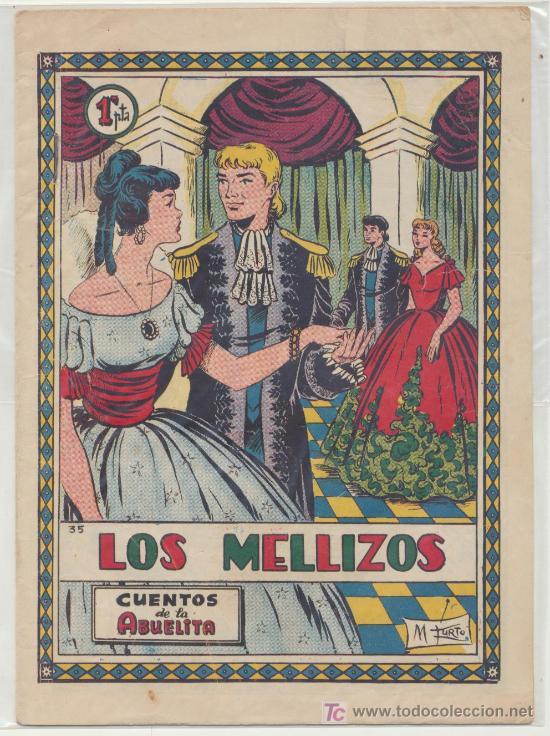 CUENTOS DE LA ABUELITA Nº 35. TORAY. (Tebeos y Comics - Toray - Cuentos de la Abuelita)