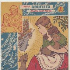 Tebeos: CUENTOS DE LA ABUELITA Nº 172. TORAY.. Lote 20591854