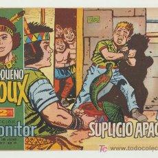 Tebeos: EL PEQUEÑO SIOUX Nº 9.. Lote 20773798