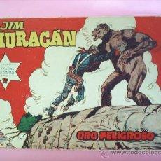 Tebeos: JIM HURACAN N.39 - HAZAÑAS DEL OESTE EDICIONES TORAY JORDI BUXADE. Lote 20759590