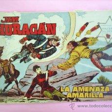Tebeos: HAZAÑAS DEL OESTE , JIM HURACAN N.9 JORDI BUXADE EDICONES TORAY. Lote 27015575