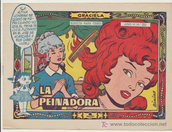 GRACIELA Nº 255. SIN ABRIR (Tebeos y Comics - Toray - Graciela)