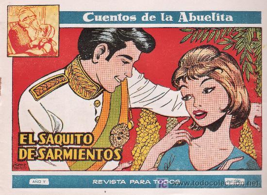 CUENTOS DE LA ABUELITA Nº 300. (Tebeos y Comics - Toray - Cuentos de la Abuelita)