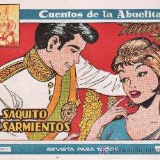 Tebeos: CUENTOS DE LA ABUELITA Nº 300.. Lote 21018781