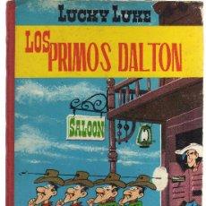Tebeos: LUCKY LUKE,LOS PRIMOS DALTON,TORAY 2ª EDICION AÑO 69. Lote 21052493