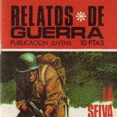 Tebeos: RELATOS DE GUERRA Nº 206 - ED.TORAY 1970. Lote 22439797