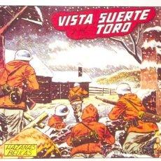 Giornalini: VISTA SUERTE Y AL TORO POR BOIXCAR GASTOS DE ENVIO GRATIS HISTORIETA SOBRE LA DIVISION AZUL. Lote 262845800