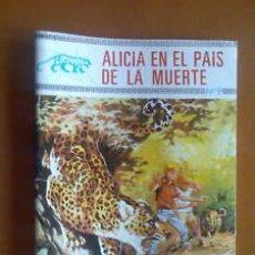Tebeos: LEOPARDO Nº 9 *ALICIA EN EL PAIS DE LA MUERTE * TORAY. Lote 26630477
