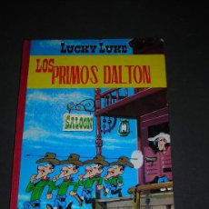Tebeos: (M-16) LUCKY LUKE - LOS PRIMOS DALTON, EDT TORAY 1969. Lote 22950073
