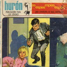 Tebeos: HURON Nº 25 - CRUCERO MORTAL - ED.TORAY 1968. Lote 21873307