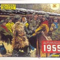 Giornalini: ALMANAQUE 1955 SUCEDIÓ EN RUSIA POR BOIXCAR SOBRE LA DIVISION AZUL GASTOS DE ENVIO GRATIS. Lote 218014185