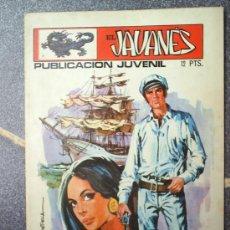 Tebeos: EL JAVANES , - N.7 EDICIONES TORAY 1971 VER FOTOS , DIBUJOS Y GUION ANTONIO CARRILLO. Lote 22101588
