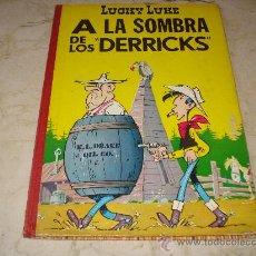 Tebeos: LUCKY LUKE - A LA SOMBRA DE LOS DERRICKS - TORAY 1969. Lote 22177363