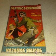 Tebeos: NOVELAS BELICAS , HAZAÑAS BELICAS Nº 268 DE ALEX SIMMONS , EDITORIAL TORAY. Lote 26363045