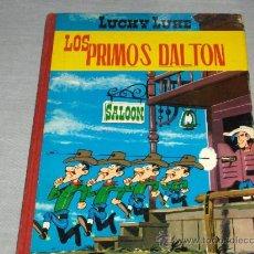 Tebeos: TORAY LUCKY LUKE LOS PRIMOS DALTON. 2ª EDICIÓN 1969.. Lote 22474113