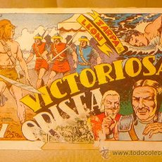 Tebeos: COMIC, VICTORIOSA ODISEA, ZARPA DE LEON, EDITORIAL TORAY, Nº 31, ORIGINAL. Lote 22511978