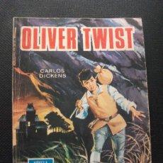 Tebeos: OLIVER TWIST NOVELA GRAFICA EDICIONES TORAY 1966. Lote 105951804