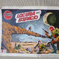 Tebeos: COMIC, EL MUNDO FUTURO, LOCURA DEL ESPACIO, Nº 25, ORIGINAL, TORAY. Lote 22851440