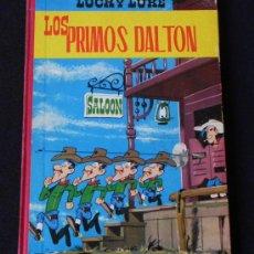 Tebeos: ANTIGUO CÓMIC LOS PRIMOS DALTON - LUCKY LUKE EDICIONES TORAY AÑO 1969 HUMOR -MÁS LUCKYS EN VENTA. Lote 41372992